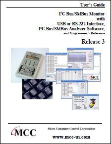 I2C Bus/SMBus Monitor User's Guide (PDF)
