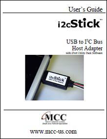 i2cStick I2C Bus Host Adapter