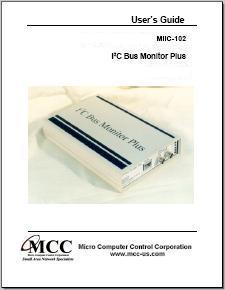I2C Bus Monitor Plus